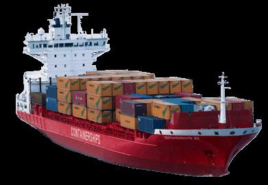 Fast cargo to Pakistan